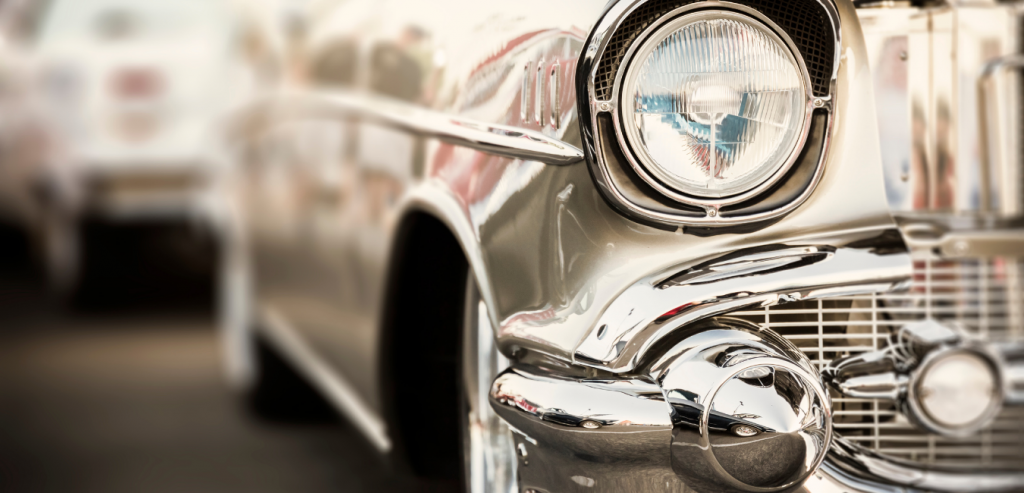 Classic Vintage Car Insurance in the UAE